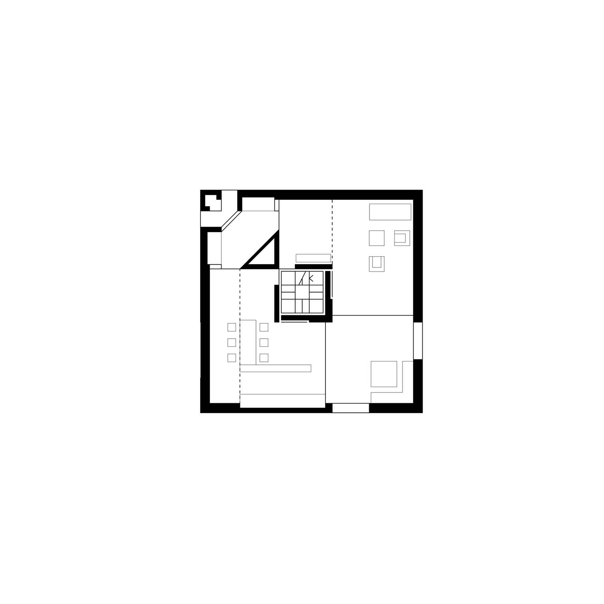 House At Riva San Vitale Site Plan House Plans